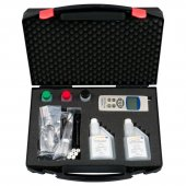 Oxigenometru multifunctional pH EC TDS salinitate temperatura data logger PCE PHD1 KIT1